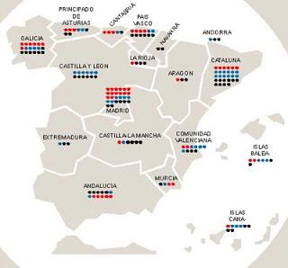 LAS 70 FAMILIAS DE CACIQUES ESPAÑOLES MÁS PODEROSAS DEL PAÍS.